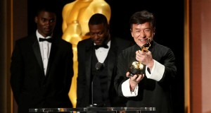 Jackie Chan has won Oscar!