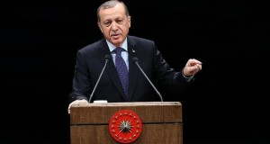 Turkey's president threatens EU with new surge of migrants