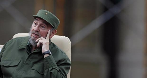Former Cuban president Fidel Castro dies aged 90