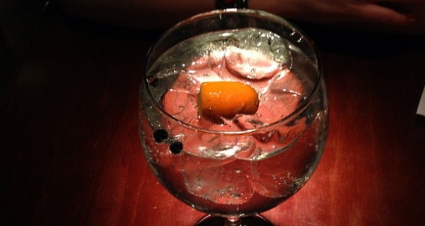 A gin hotel opens in London