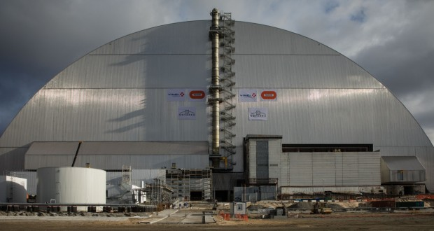 New Chornobyl confinement will prevent radiation leakage for next 100 years