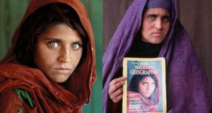 Afghan president welcomed 'green-eyed girl' home after deportation from Pakistan