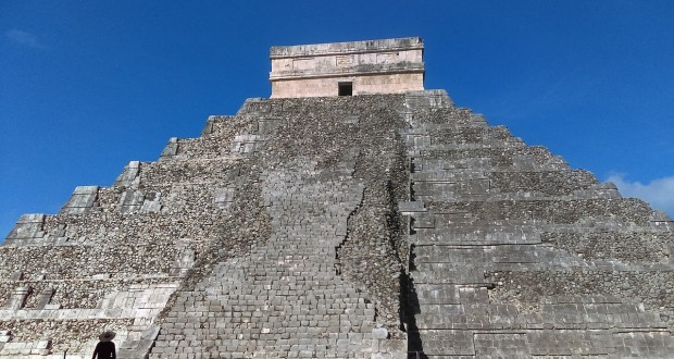 Secret pyramid found inside Chichen Itza pyramid