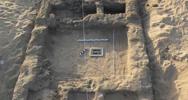 Ancient residential city, cemetery discovered in Egypt