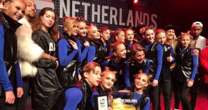 Ukrainian team wins World of Dance Netherlands 2016 contest