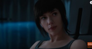 Watch the first Ghost in the Shell trailer