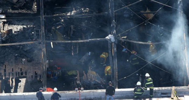 California warehouse fire: Death toll rises to at least 36