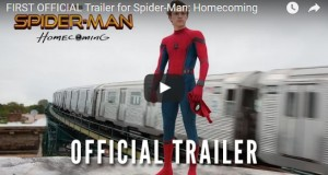 """First official trailer for """"Spider-Man: Homecoming"""" released"""
