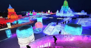 Winter Wonderland: International Ice and Snow Sculpture Festival 2016 in Harbin