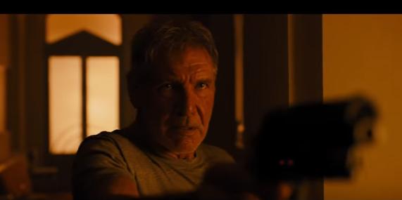 Blade Runner 2049 first trailer released