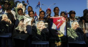 Fidel Castro laid to rest in private funeral