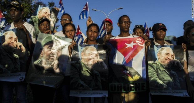 Fidel Castro laid to rest in private funeral