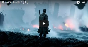 Christopher Nolan's 'Dunkirk' trailer released