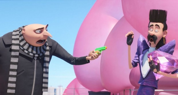 """Minions are back: watch the funniest trailer for """"Despicable Me 3"""""""