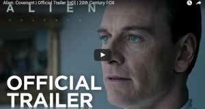 R-rated first trailer for Alien: Covenant released