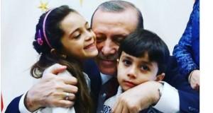 Bana Alabed, Aleppo's tweeting girl, meets Turkey's President Erdogan