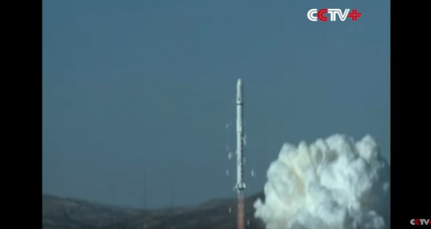 China Earth observation satellites failed to reach planned orbit