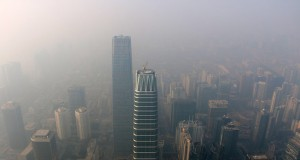 China capital and 21 other cities declared red alert over smog