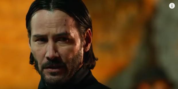 "Watch Keanu Reeves back in action in new ""John Wick 2"" trailer"