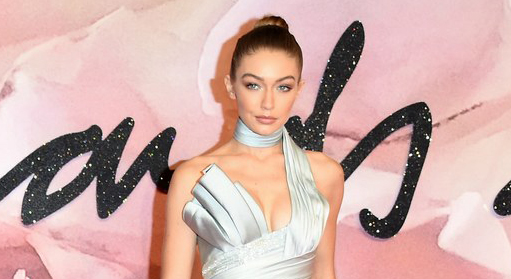 Gigi Hadid wins International Model of the Year award