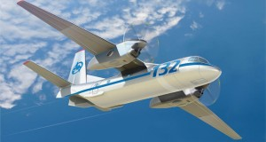 Ukraine's Antonov Corporation presented new AN-132D cargo aicraft