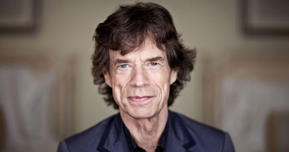 Mick Jagger becomes a father for the eighth time at the age of 73