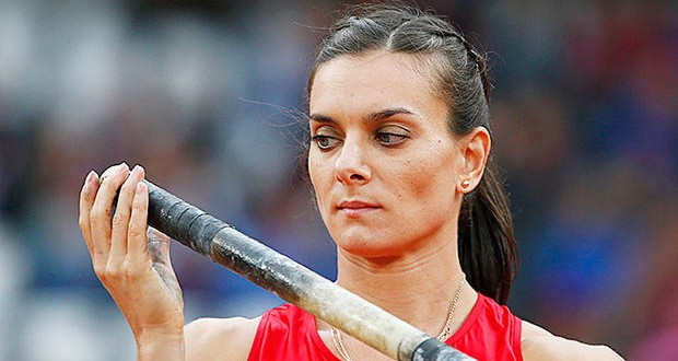 WADA criticizes Russia for Isinbayeva appointment to head anti-doping
