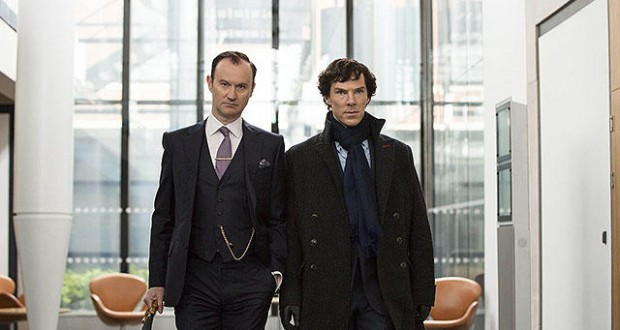 New trailer for Sherlock is dark and ominous