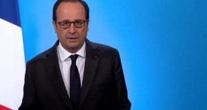 French President Hollande will not seek re-election in 2017