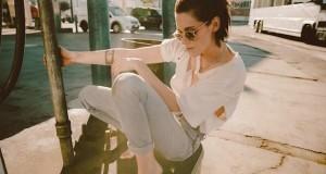 Kristen Stewart joyrides in new Rolling Stones video