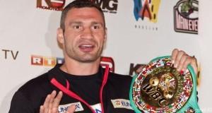 Vitali Klitschko named 'Eternal World Heavyweight Champion' by World Boxing Council