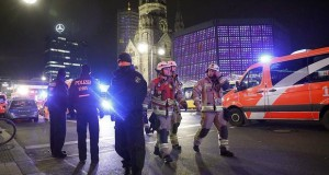 Berlin Christmas market attacker allegedly shot in Italy, media report