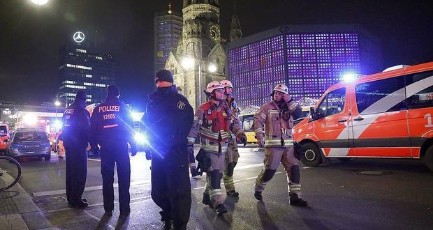 Berlin Christmas market attacker allegedly shot in Italy, media report