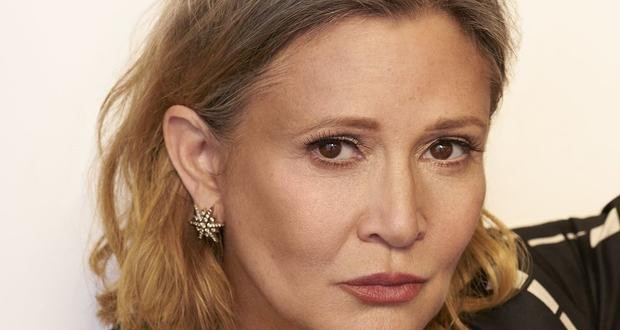 Footage of Carrie Fisher's first audition for Princess Leia role