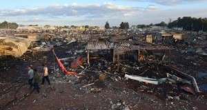 Mexico fireworks market explosions killed at least 31, over 70 injured