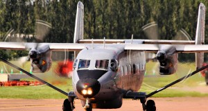 Indonesian police plane with 15 passengers missing