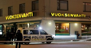 Finland shooting: Three women killed shot dead outside restaurant