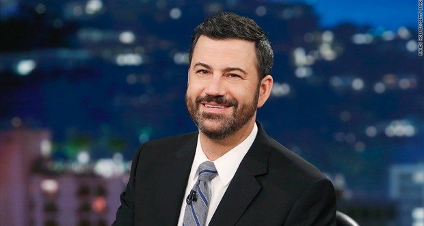 Jimmy Kimmel to host the Oscars 2017
