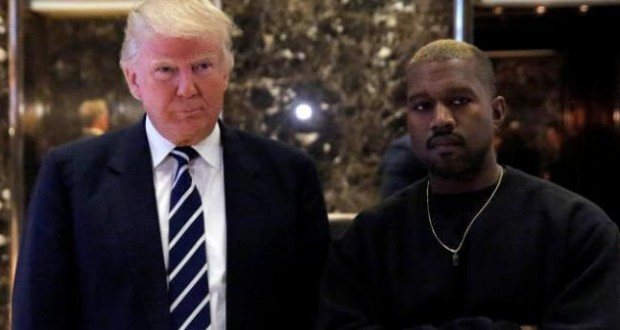 Kanye West and Donald Trump met to talk 'about life'