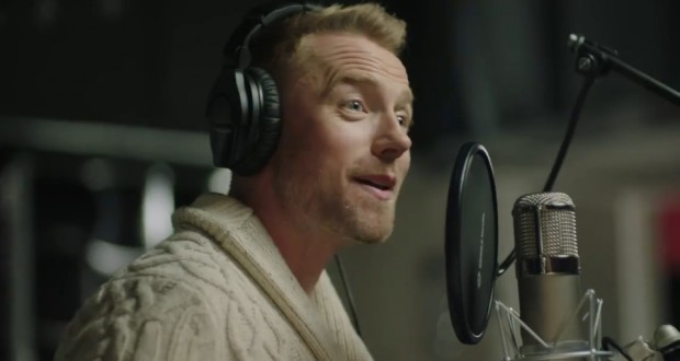 Ronan Keating records special edition Christmas hit for Air New Zealand ad