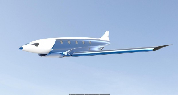 Bombardier develops concept of supersonic jet that could reach 25,000 km/h speed
