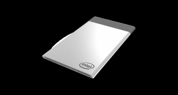 CES 2017: Intel presents credit card-sized compute platform