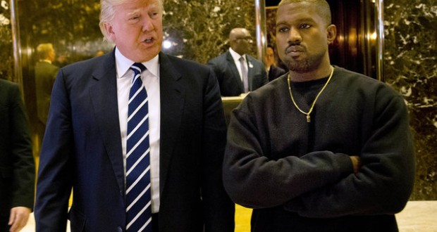Kanye West not invited to perform at Trump inauguration