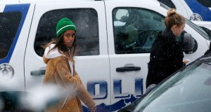 Malia Obama joins Dakota Access pipeline protest at Sundance