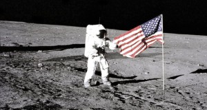 Moon Landing Hoax: Is this new video conclusive proof space race was faked?