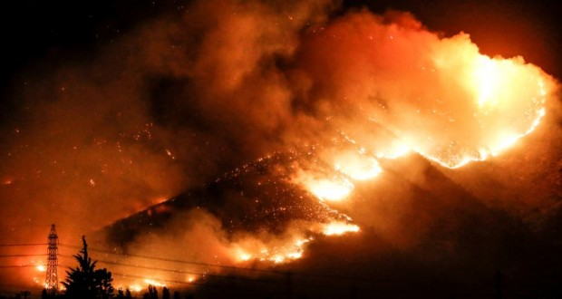 Chile declared state of emergency and requested international help to fight worst in decades forest fires