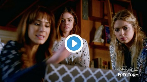 Pretty Little Liars released teaser for the final 10 episodes