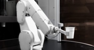Robot Barista Serves You Coffee And Saves Your Time