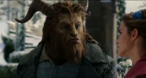Beauty and the Beast released new spots, this time focusing on the Beast
