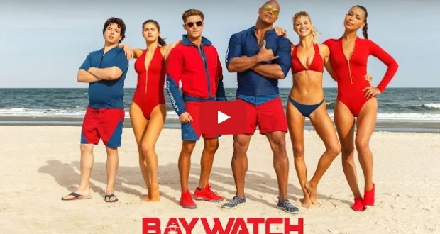 New Baywatch trailer released